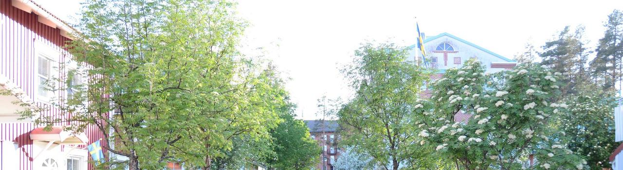 Brf Pastorn – Glädjens Gränd Umeå